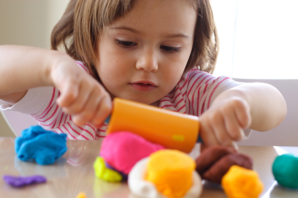 Toddler-Play-do