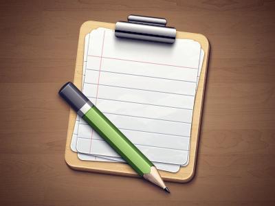 pencil-clipboard